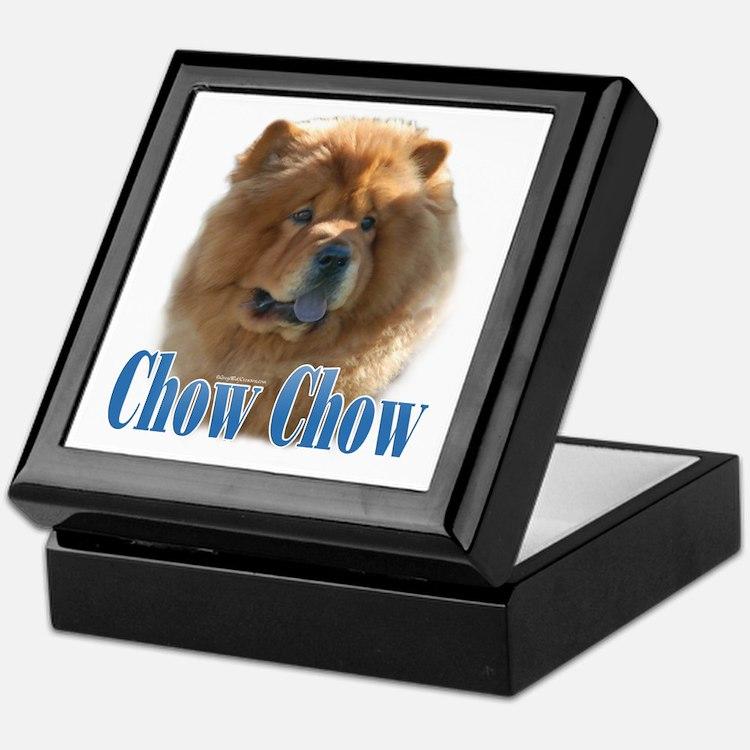 ChowName Keepsake Box