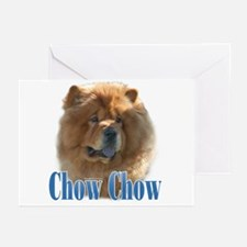 ChowName Greeting Cards (Pk of 10)