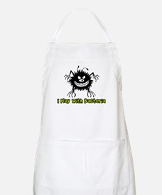 I Play With Bacteria BBQ Apron