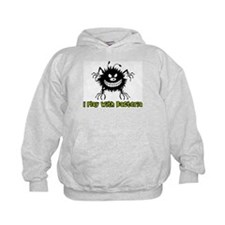 I Play With Bacteria Hoodie