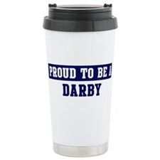 Unique Proud Travel Mug