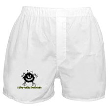 I Play With Bacteria Boxer Shorts