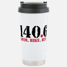 Unique Ironman Travel Mug