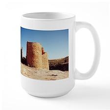 Native American Ruins Mug