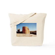 Native American Ruins Tote Bag