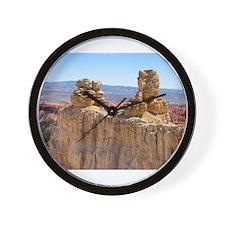Bryce Canyon Nat'l Park Wall Clock