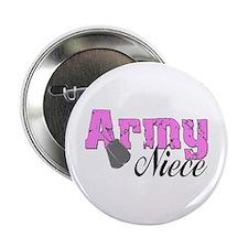 Army Niece Button