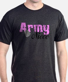 Army Niece T-Shirt