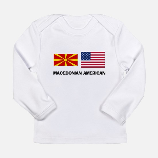 MACEDONIAN49119 Long Sleeve T-Shirt