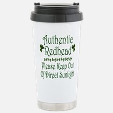 Unique Redheads Travel Mug
