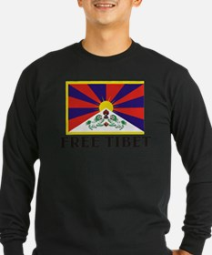 Unique Tibet flag T
