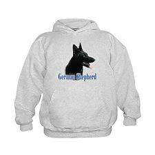 GSD(black) Name Hoodie