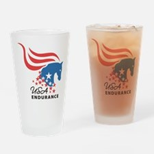 USA Endurance Drinking Glass