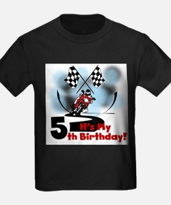 Unique 5th birthday T