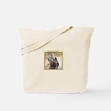 May God bless you really big! Tote Bag