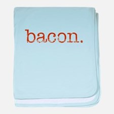 bacon.png baby blanket