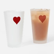iheartbacon2.png Drinking Glass