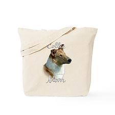 Collie Mom2 Tote Bag