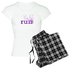 run_swirl_purple.png Pajamas