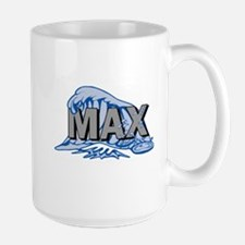 Max Wave Logo Mugs