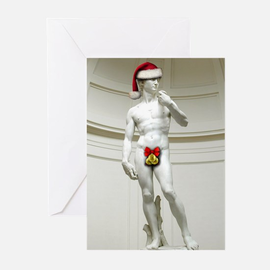 Santa David Greeting Cards (Pk of 20)