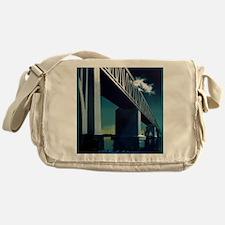 Cute Little britain Messenger Bag