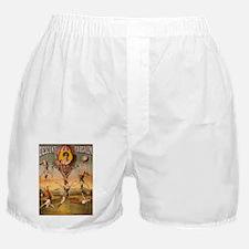 Vintage poster - Descente D'absalon Boxer Shorts