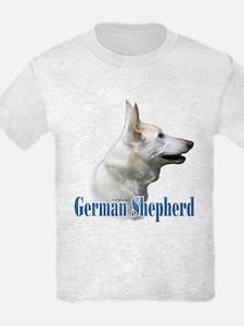 GSD(white)Name T-Shirt