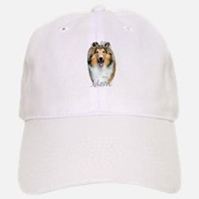 Collie Mom2 Baseball Baseball Cap