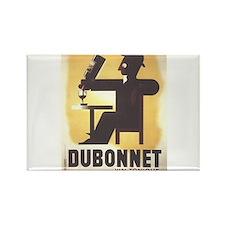 Vintage poster - Dubonnet Magnets
