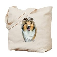 Collie Mom2 Tote Bag