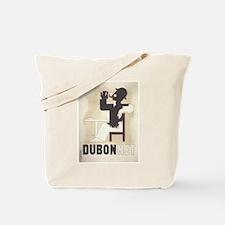 Vintage poster - Dubonnet Tote Bag