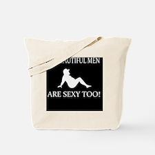 Cute Big sexy Tote Bag