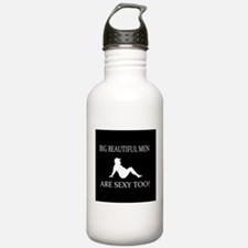 Big Beautiful Men Sexy Water Bottle