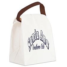 Cute Californian Canvas Lunch Bag