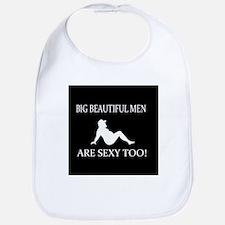 Big Beautiful Men Sexy Bib