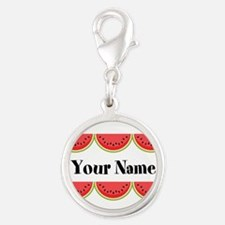 Watermelons Personalized Charms