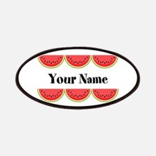 Watermelons Personalized Patch