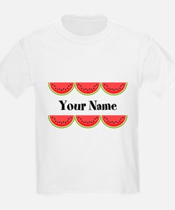 Watermelons Personalized T-Shirt