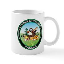 Living Organic Kansas Mug