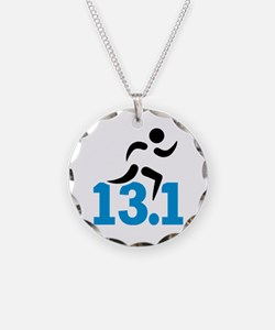 Half marathon 13.1 miles Necklace