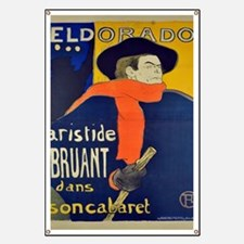 Cute Vintage french Banner