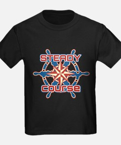 Steady Course T-Shirt