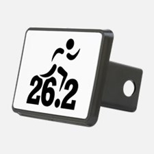 26.2 miles marathon Hitch Cover