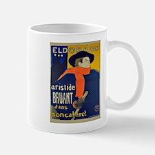 Vintage poster - El Dorado Mugs