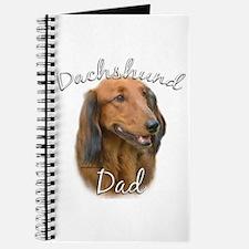 Dachshund Dad2 Journal