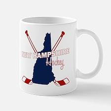 New Hampshire Hockey Mug