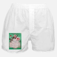 Vintage poster - F. Barteldes Seed Ca Boxer Shorts