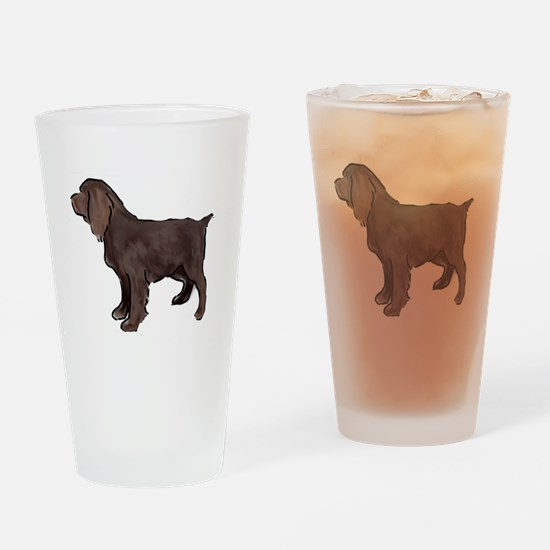 Boykin spaniel Drinking Glass