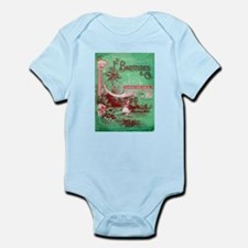 Vintage poster - Kansas Seed House Body Suit